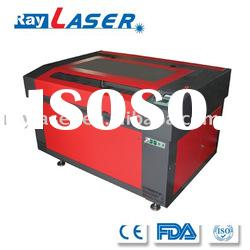 LL RL6090HS high speed laser engraving machine for coated metal