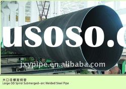 Large Diameter Welded Steel Pipe