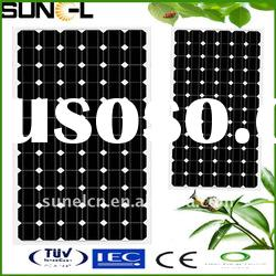 Largest 280w Monocrystalline Solar Panel Module In 2011