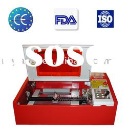 Laser cutting engraving machine for rubber stamp & arts crafts RL40GU