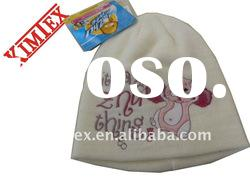 Lovely Acrylic Knitted Beanie Winter Kids Hat