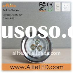 MR16 LED dimmer with switch dimmer