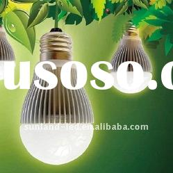 Nice color 5w e27 led bulb/auto led bulb