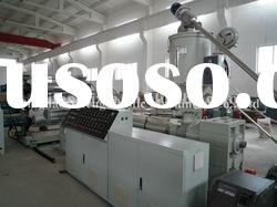 PE/PP plastic sheet/board production line