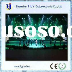 PH20 rental indoor led giant display screen for stage