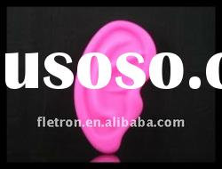 PINK Ear silicone cell phone case for iphone 4g 4s