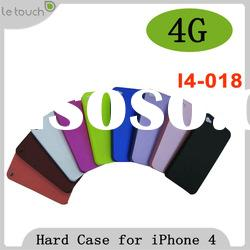Plastic Hard Back Cover Case for Apple iPhone 4