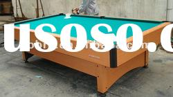 Pool Table&Billiard Table&Game Equipments&Table Top Billiard&MDF pool billiard table