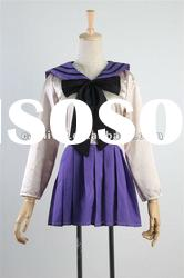 Pretty girl anime fancy dress/Women latest party dress for 2012(BSWC-3211)