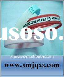 Print Debossed,Embossed Free Silicone Wristband