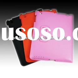leather case with cute pattern for new ipad 3 or ipad2 and ipad 3 several colors available there easier