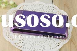 Purple Plated+Aluminium Metal Case Cover for Samsung Galaxy S2 i9100