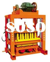 QTJ4-40 cheap concrete block making machine,cement hollow block making machine