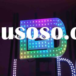 RGB led light for advertising (CE&RoHs )