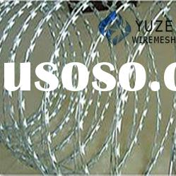 Razor Barbed Iron Wire Mesh