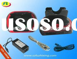 Red USB to SATA and IDE hdd docking station otb
