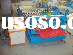Roof panel metal sheet roll forming machine XF30-152-912