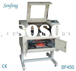 SF450 mini Laser bamboo engraving and cutting machine