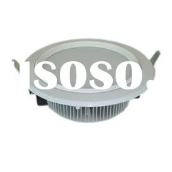 SMD Dimmable LED recessed downlight 15W SMD3014