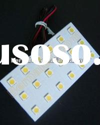 SMD LED PCB board (round or square)