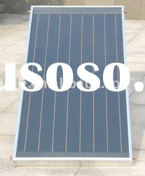 Separated solar collector/solar energy products