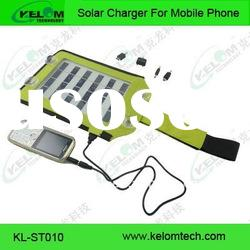 Solar Powered Chargers For Mobile Phone, MP3,MP4,Camera, Etc