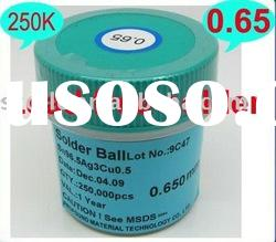 Solder Spheres PMTC Profound 0.65mm Lead Free Solder Ball