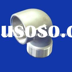 Stainless steel pipe fittings y strainer pipe fitting
