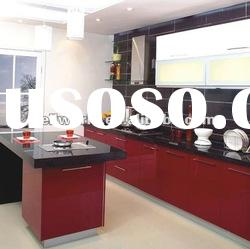 TW professional prefabricate artificial stone seamless kitchen table tops