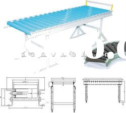 TX Brand driven live roller conveyor with wide application