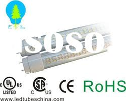 UL listing led tube lamp T8 2FT/3FT/4FT/5FT/6FT/8FT manufacturer