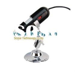 USB Digital Microscope BY012B 2.0 Mega Pixel Digital Camera 25x-400x