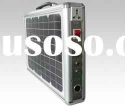 Ultra thin solar LED lighting system KL-SPS-15W