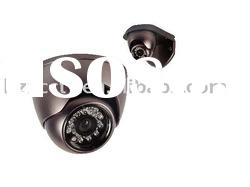 Vandal-proof varifocal IR dome camera