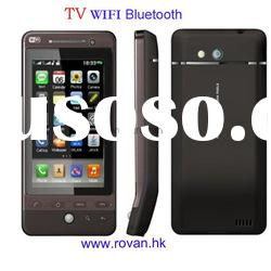 WG3j dual sim bluetooth TV wifi mobile phone