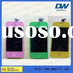 Wholesale For iphone4s LCD with Digitizer assembly white