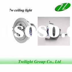 (High quality and best price) High Power 7W LED ceiling Light(CE&ROHS)