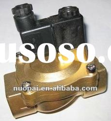 airtac type. 2V series water solenoid valve.Brass water valve.2way water solenoid valve