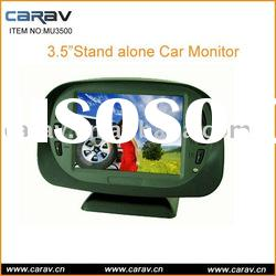 "car monitor,3.5"" Stand alone Monitor/car lcd monitor with rearview camera"