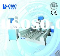 cylinder engraving machine,woodworking machinery,multi-head engraving machine,cnc router machine