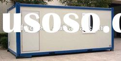 easy disassemble light steel structure prefabricated house cold room