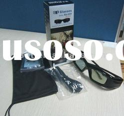 factory rechargeable projector active 3d glasses