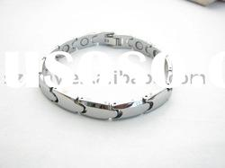 healthy magnetic jewelry of stainless steel bracelet
