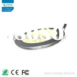 high power 12W white led panel light