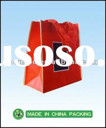 high quality foldable non woven shopping bags