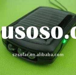 hot mini solar charger for mobile phone