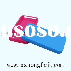 hot sale high quality newly design silicone rubber cell phone cases