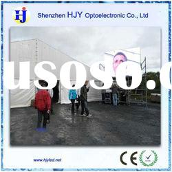 hotest outdoor led display panel screen p10