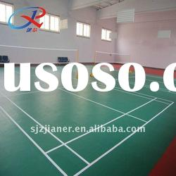 indoor sports flooring for badminton court