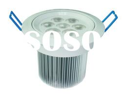 led downlight 7*1W